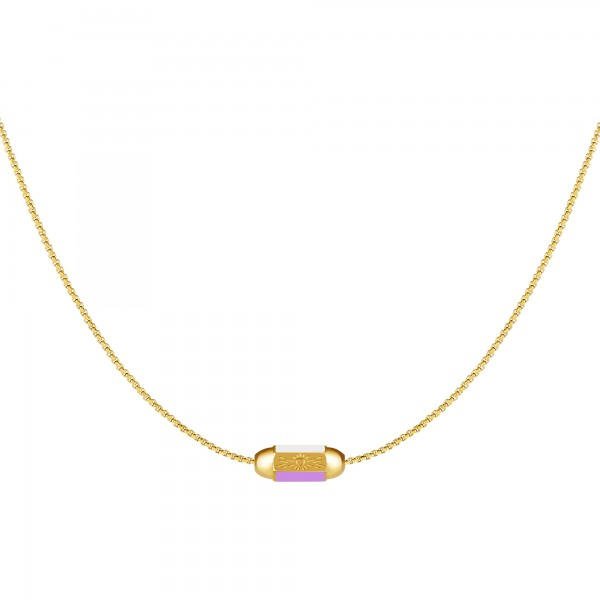 Staybright Summer Love necklace