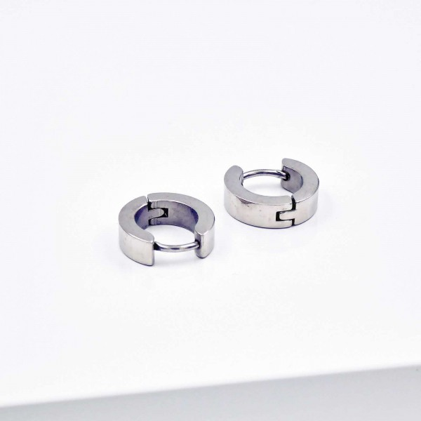 Σκουλαρίκια Silver Seasand