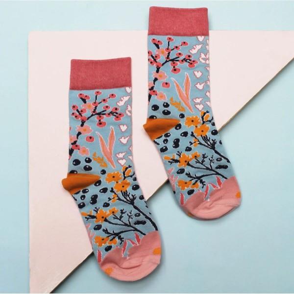 Κάλτσες Eden Blue