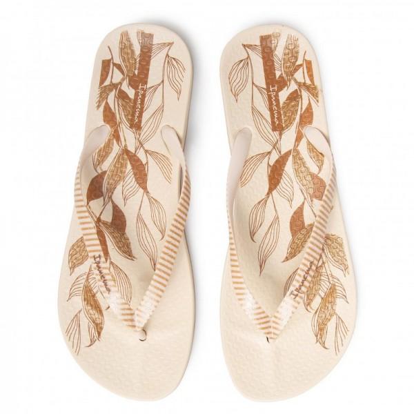 Ipanema Ladies Anatomic Nature Flip Flops