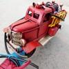 Λαμπάδα με αυτοκινητάκι μινιατούρα
