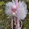 """Easter Candle """"DJECO princess Candy in the enchanted forest"""