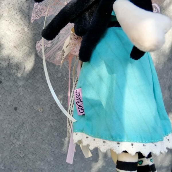 Λαμπάδα με Κούκλα Gorjuss
