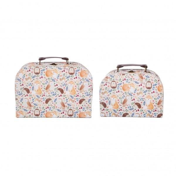 Βαλιτσάκια Forest Folk Suitcases- Set of 2 (πωλούνται μεμονωμένα)