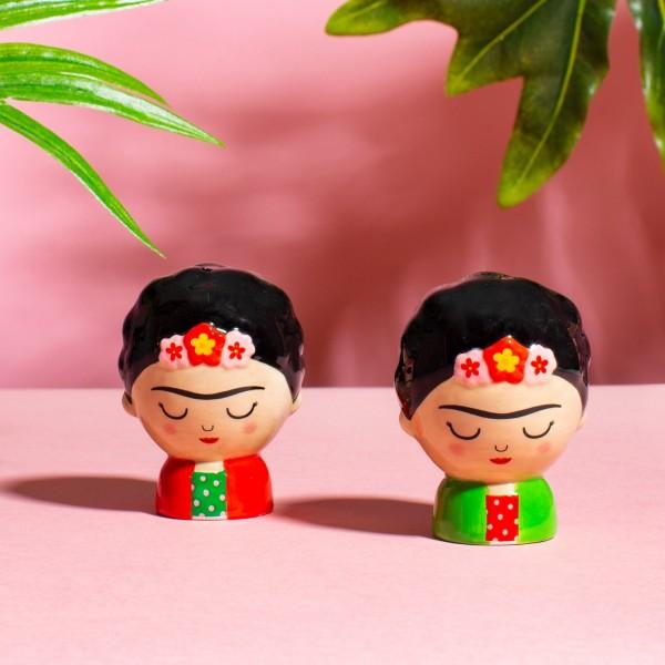 Frida Salt & Pepper