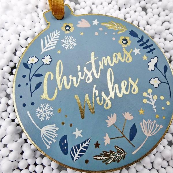Στολίδι Christmas Wishes