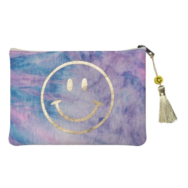 Happy Face Cosmetic bag