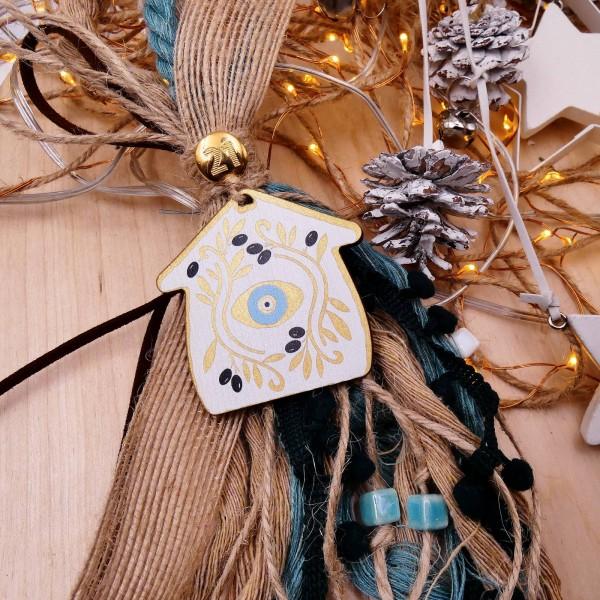 Christmas Spirit Lucky Charm