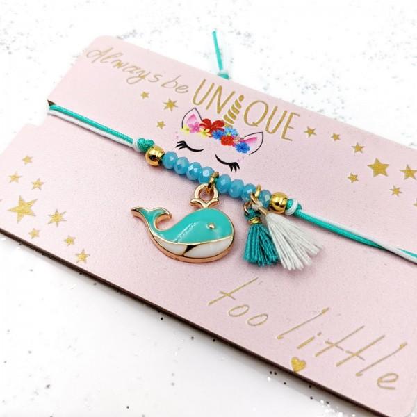 Always Be Unique Kid's Bracelet