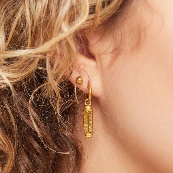 Luck Hoopies Earrings