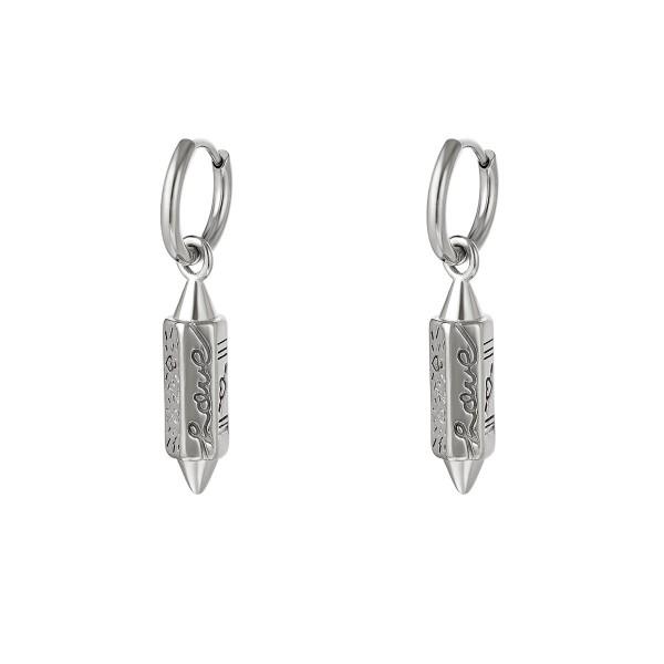 Love Hoopies Earrings