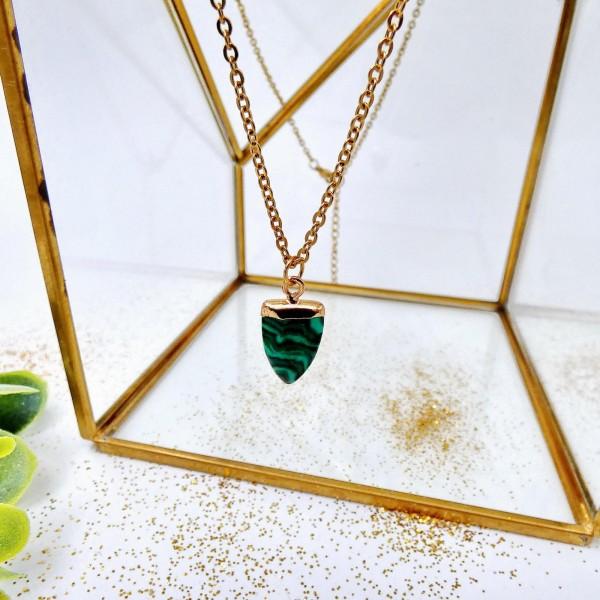Κολιέ Precious Crystal Light