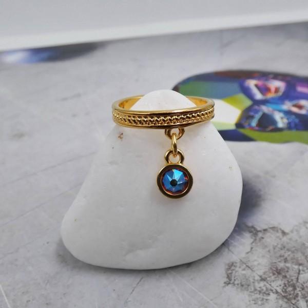 Δαχτυλίδι Charlotte Golden