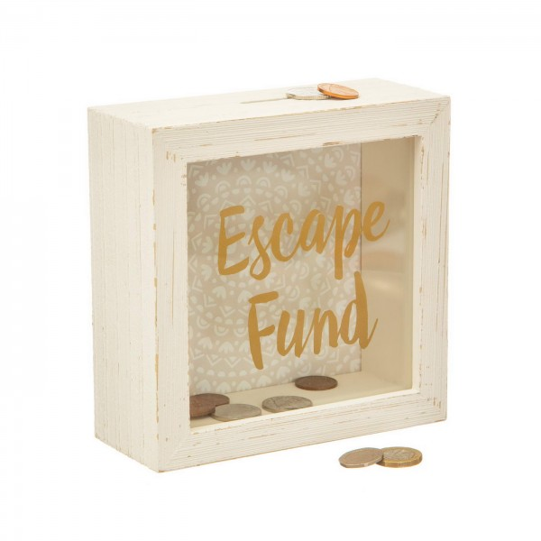 Escape Fund Money Box