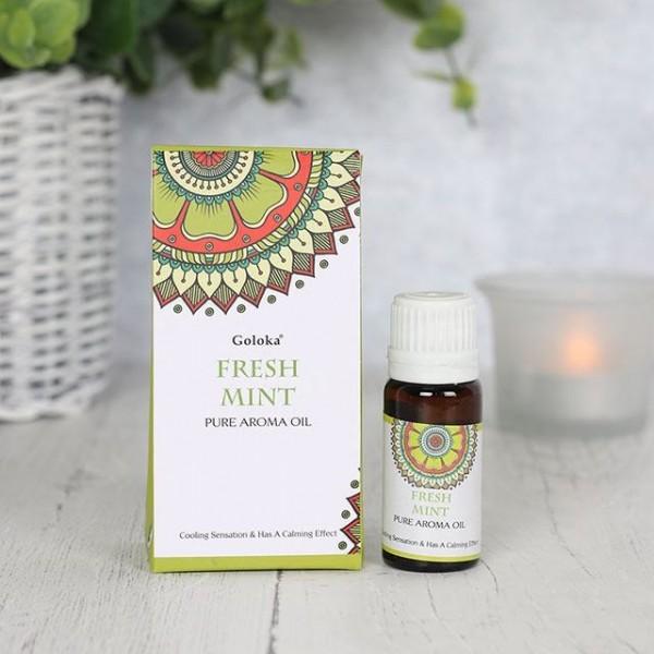 Αρωματικό Έλαιο Χώρου Fresh Mint