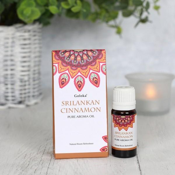Αρωματικό Έλαιο Χώρου Srilankan Cinnamon