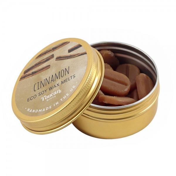 Οικολογικό Κερί Σόγιας Cinnamon