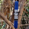 Ανδρική Λαμπάδα Δερμάτινο Βραχιόλι