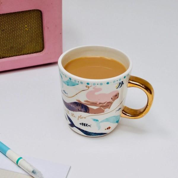 Κούπα By The Sea Mermaid Tea Cup