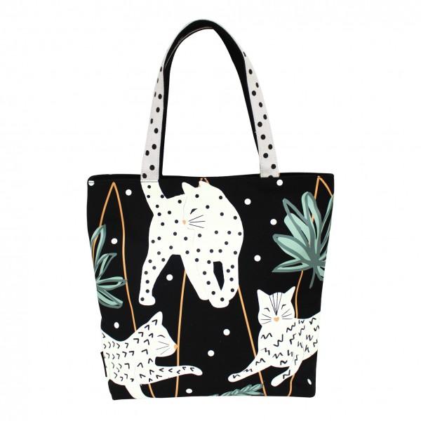 Τσάντα Feline Tote