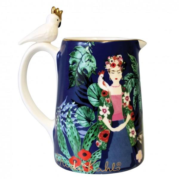 Frida Kahlo Tropical Jug