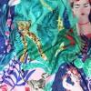 Frida Kahlo Tropical Scarf