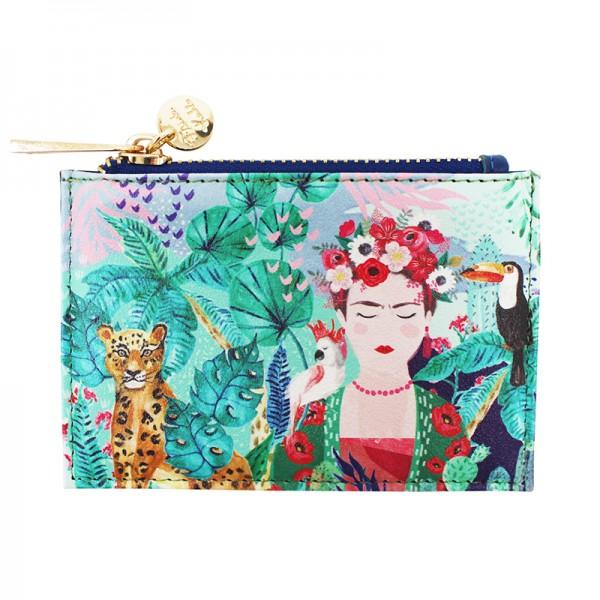 Πορτοφόλι Frida Kahlo Tropical Purse
