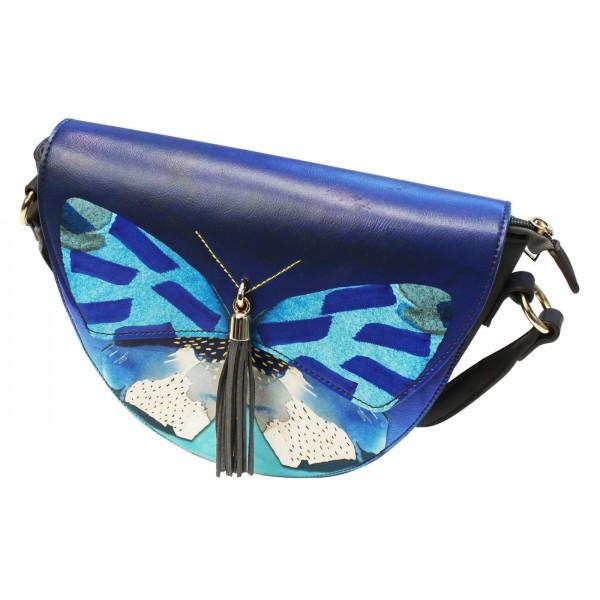 Papillon Saddle Bag