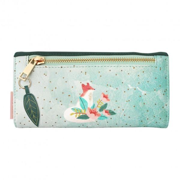 Secret Garden Fox Wallet