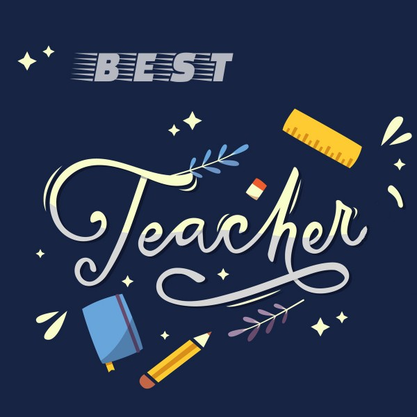 """""""Best Teacher"""" E-gift card"""