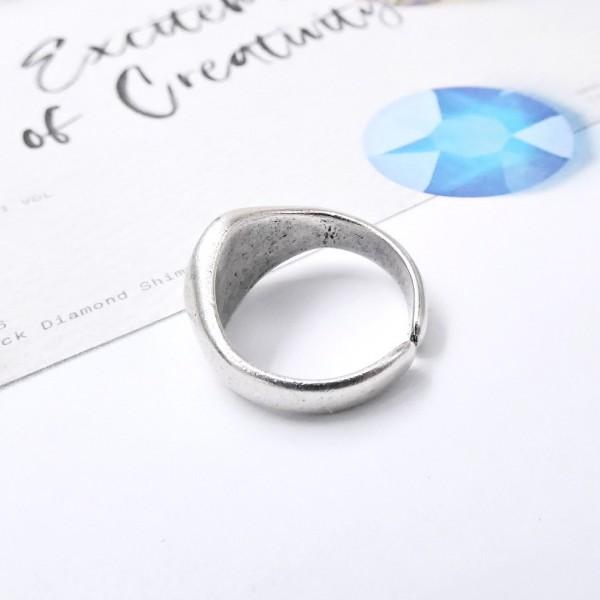 Δαχτυλίδι Narwhal Grey