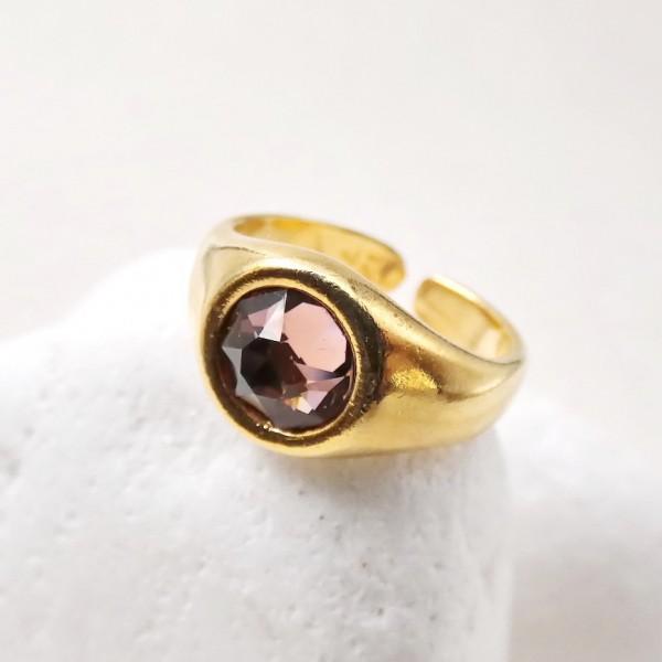 Δαχτυλίδι Narwhal Purple