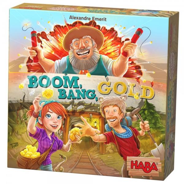 "Haba Επιτραπέζιο ""Boom, Bang, Gold"""